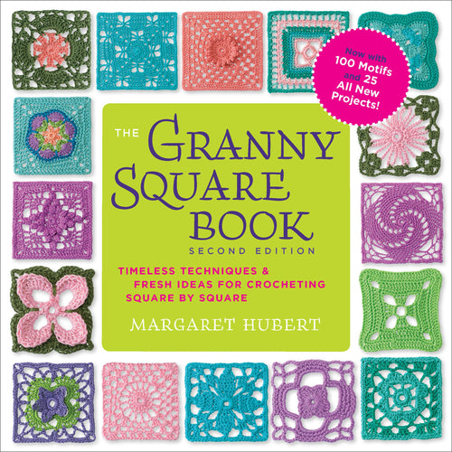 The Granny Square Book, Second Edition - Grandpa's Ugly Blanket