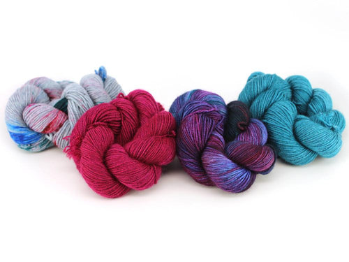 Zen Yarn Garden Gradient Quartet - Vocal (SF) - Grandpa's Ugly Blanket