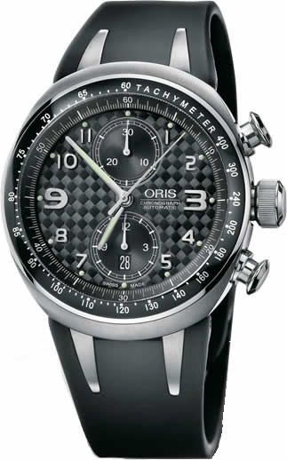 Oris Limited Edition Williams F1 Team GMT Chronograph