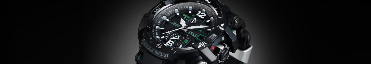 Casio Watches - G-Shock