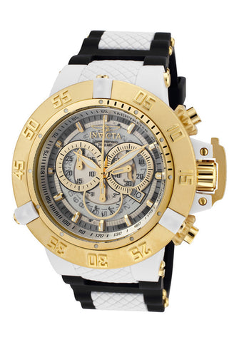 Invicta Men's 0928 Anatomic Subaqua Collection Chronograph Watch
