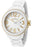Invicta 1189 Ceramics White Dial White Ceramic