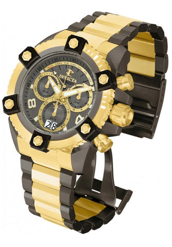 Invicta Men's 12984 Reserve Analog Display Swiss Quartz Two Tone Watch