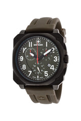 Men's Wenger 77010 AeroGraph Cockpit Chrono PVD - coated Watch