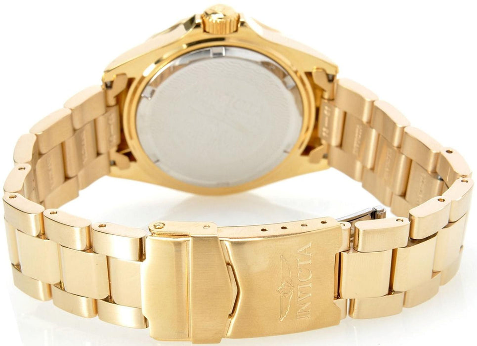 Invicta Women's 14986 Pro Diver Analog Display Swiss Quartz Gold Watch