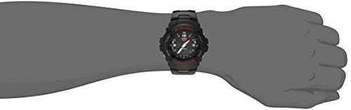 G-Shock G100-BV Men's Black Resin Sport Watch