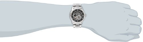 "Bulova Men's 96A119 ""BVA"" Automatic Stainless Steel Watch with Link Bracelet"