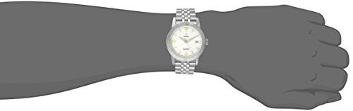 Zodiac Men's ZO9200 Heritage Analog Display Swiss Mechanical Automatic Silver Watch