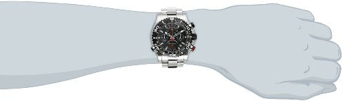 Bulova Men's 98B212 Analog Display Japanese Quartz White Watch