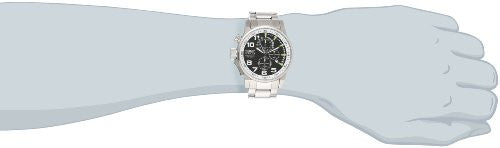 Invicta Men's 14955 I-Force Silver-Tone Stainless Steel Watch
