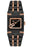 TechnoMarine Women's 308003 BlackSnow Mini Diamond Watch