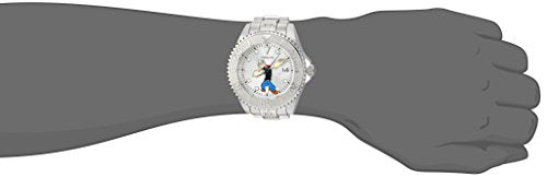 Invicta Men's 'Character Collection' Automatic Stainless Steel Casual Watch, Color:Silver-Toned (Model: 24469)