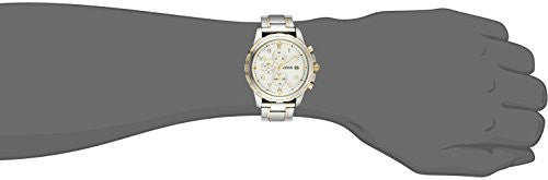Fossil Men's FS4795 Dean Two-Tone Stainless Steel Watch