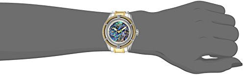 Invicta Women's 'Bolt' Quartz Stainless Steel Casual Watch, Color:Two Tone (Model: 24451)