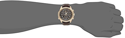 Citizen Men's Eco-Drive Chronograph Watch with Perpetual Calendar and Date, BL5403-03X