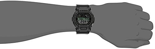 85a3655be Casio Men's G-Shock GD350-8 Grey Resin Sport Watch — RealWatches.com
