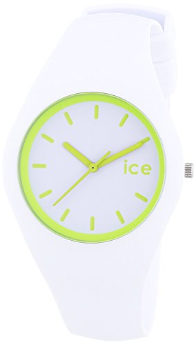 Ice-Watch ICE.CY.LM.U.S.13 White and Green Ice-Crazy Watch