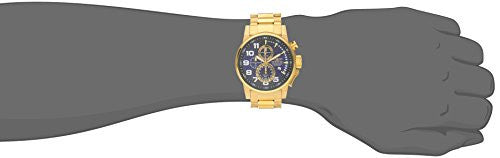 Invicta Men's 17417 I-Force Analog Display Japanese Quartz Gold Watch