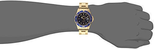 Invicta Men's 9312 Pro Diver Gold-Tone Stainless Steel Watch with Link Bracelet