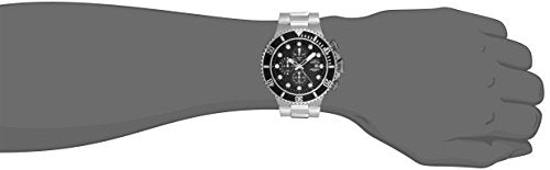 Invicta Men's 18906 Pro Diver Analog Display Japanese Quartz Silver Watch