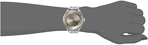 Nixon Women's A9342215-00 Minx Analog Display Japanese Quartz Silver Watch