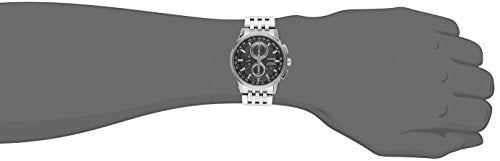 Citizen Men's Eco-Drive World Chronograph Atomic Timekeeping Watch with Perpetual Calendar, AT8110-53E