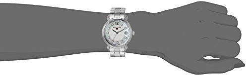 Swiss Legend Women's 16592SM-02-SET Layla Analog Display Swiss Quartz Stainless Steel Watch Set