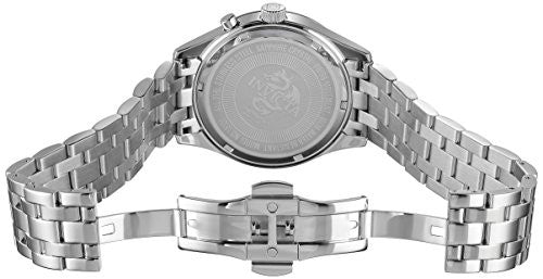 Invicta Men's 18100 Specialty Analog Display Swiss Quartz Silver Watch