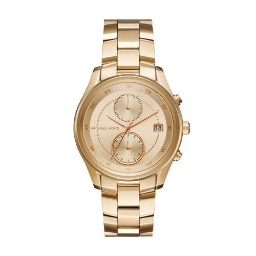 Michael Kors Women's Briar Gold-Tone  Watch MK6464