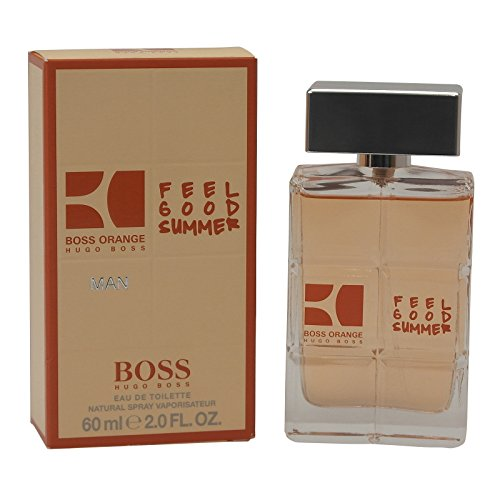 Hugo Boss - Orange Feel Good Summer For Men 60ml EDT by Hugo Boss