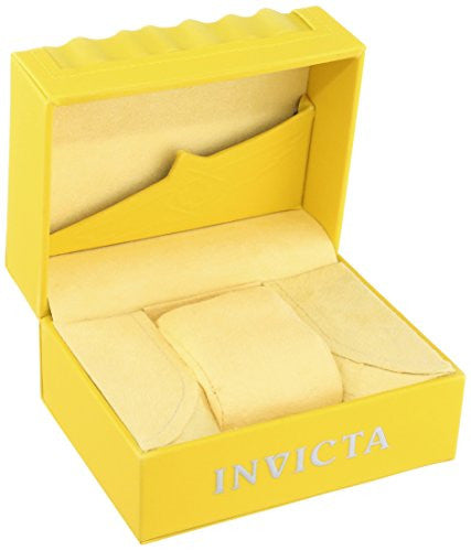 Invicta Men's 'Bolt' Swiss Quartz Stainless Steel Casual Watch, Color:Gold-Toned (Model: 21346)