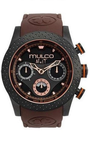 Mulco NUIT MIA Chronograph Mens Watch MW5-1962-035