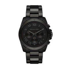 Michael Kors Men's Brecken Black Watch MK8482