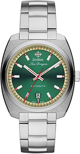 ZODIAC watch SEA DRAGON ZO9901 Men's