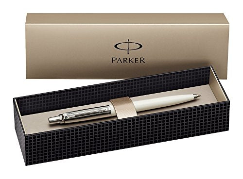 Parker Jotter Special Edition 60th Anniversary Retractable Ballpoint Pen - Whiteness