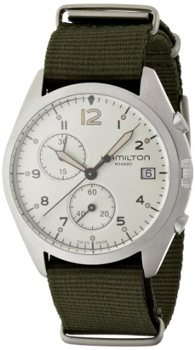 Hamilton Pilot Pioneer Chronograph Mens Watch H76552955