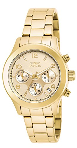 Invicta Women's 19217 Angel Analog Display Quartz Gold Watch
