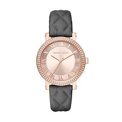 Michael Kors Women's Norie Grey Watch MK2619