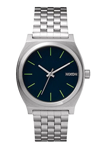 Nixon Men's A045-1981 Geo Volt Time Teller Watch