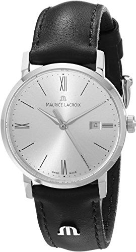 Maurice Lacroix Women's EL1084-SS001-110 Eliros Analog Display Analog Quartz Black Watch