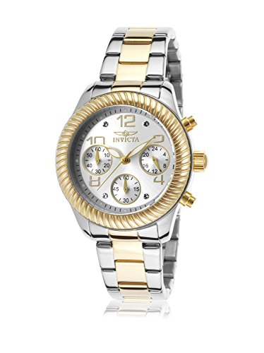Invicta Women's 20268 Angel Gold-Tone Stainless Steel Watch