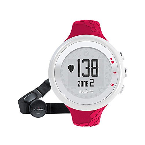 Suunto M2 Women's Heart Rate Monitor and Fitness Training Watch