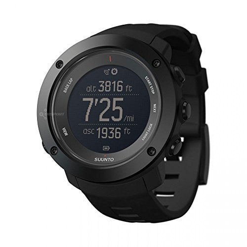 Suunto Ambit3 Vertical Running GPS Unit, Black