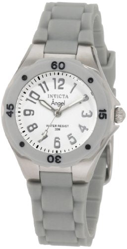 Invicta Women's 1611 Angel Collection Rubber Watch