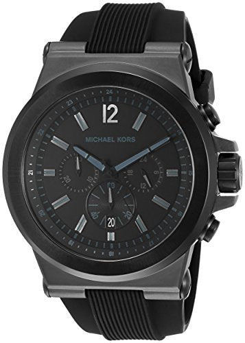 Michael Kors Men's Dylan Black Watch MK8152