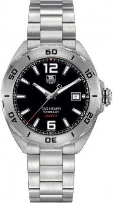 TAG Heuer Men's WAZ2113.BA0875 Stainless Steel Automatic Watch