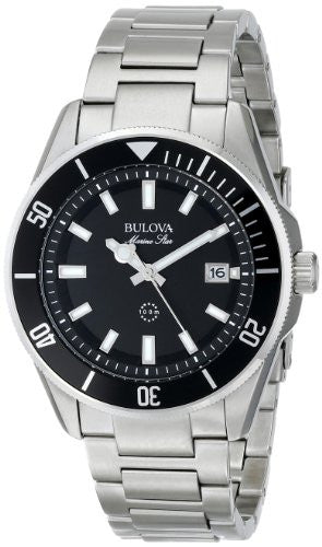 Bulova Men's 98B203 Stainless Steel Watch