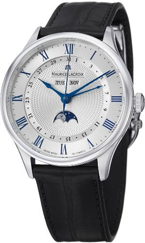 Maurice Lacroix Masterpiece Tradition Phases de Lune, MP6607-SS001-110