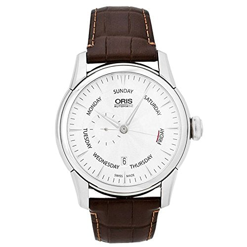 Oris Artelier Small Second Pointer Day Men's Automatic Watch 745-7666-4051-LS