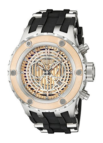 Invicta Men's 16829 Subaqua Analog Display Swiss Quartz Black Watch
